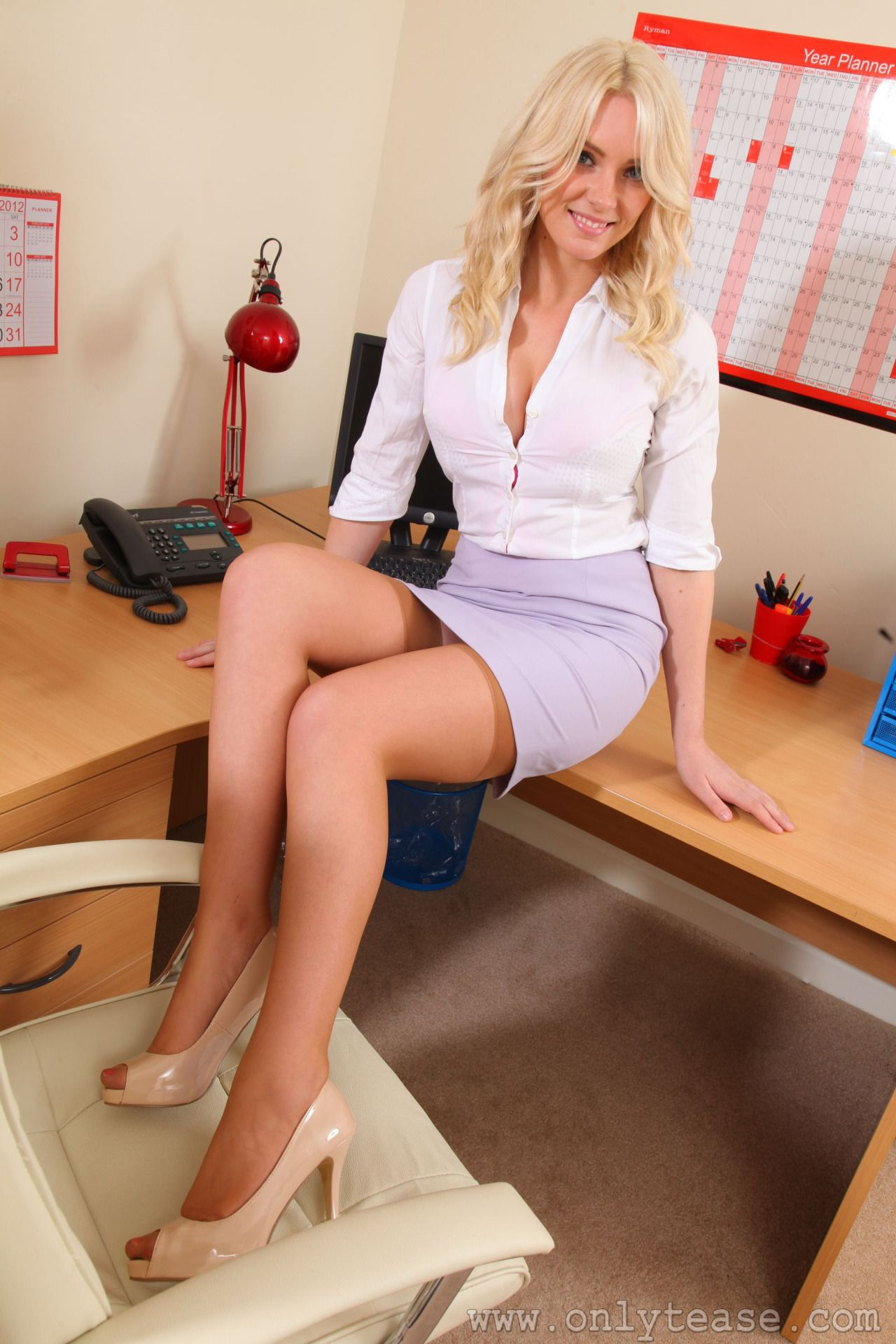 Average. jasmine blonde pantyhose tease she