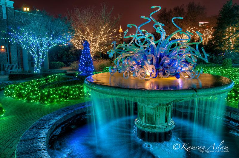 Dazzling Winter Lights From All Over The World Winter light