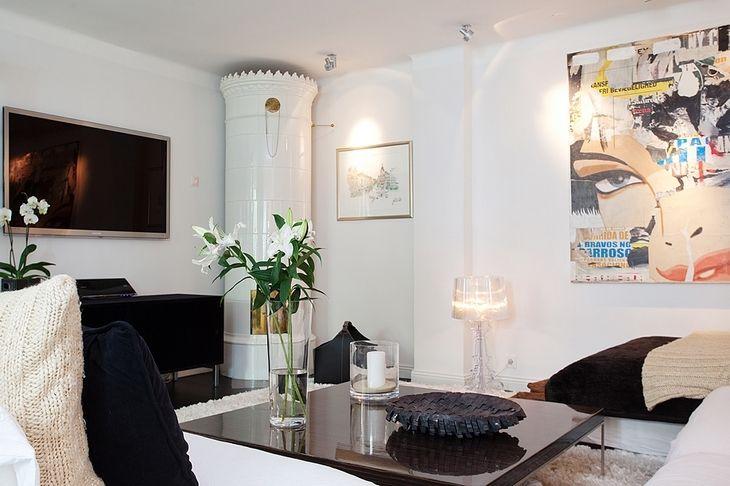 *Дизайн и декор* - Дом в Стокгольме