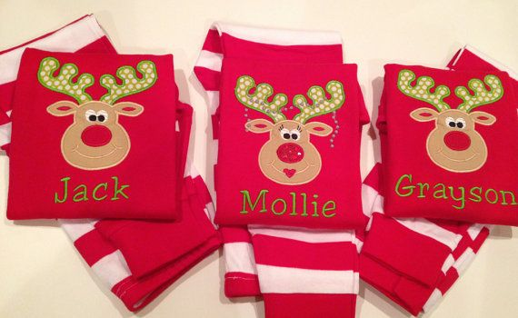17  images about Christmas pjs on Pinterest | Reindeer, Donkeys ...