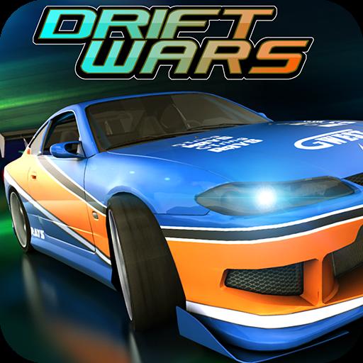 "Download ""Drift Wars"" APK MOD Hack Racing Game for Free"