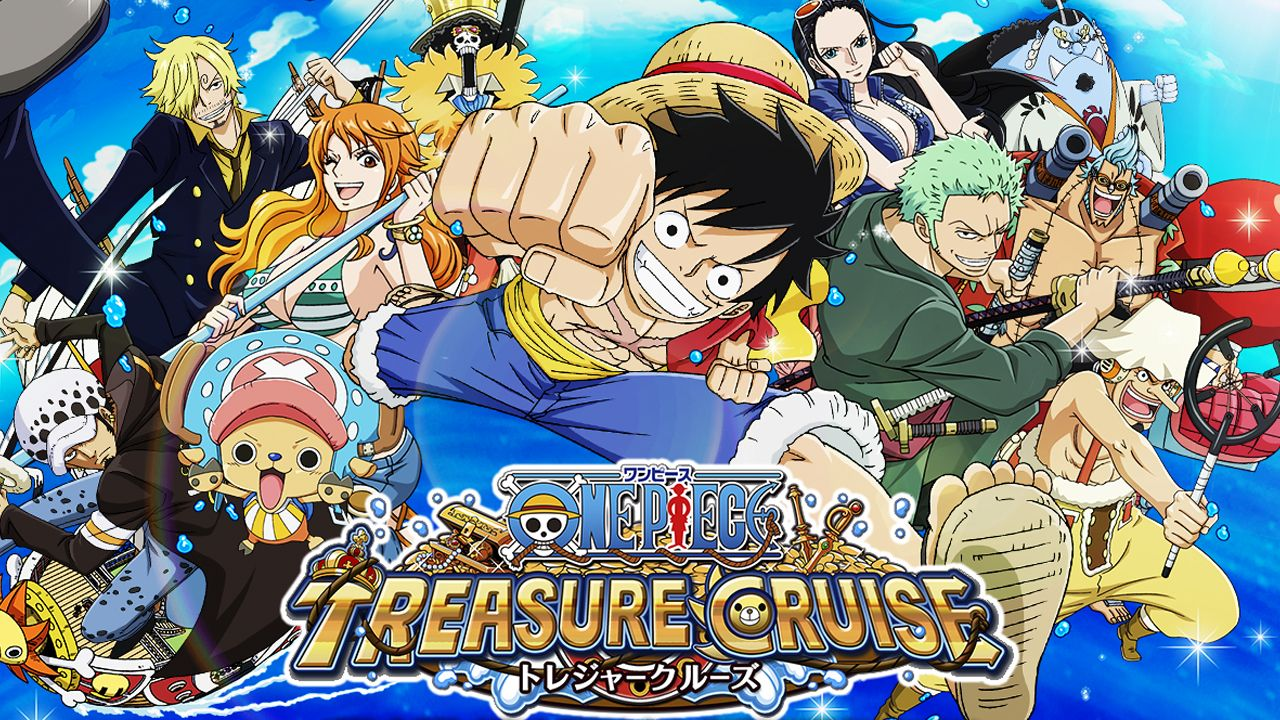 ONE PIECE TREASURE CRUISE (Japanese) VER. 8.0.0 MOD APK