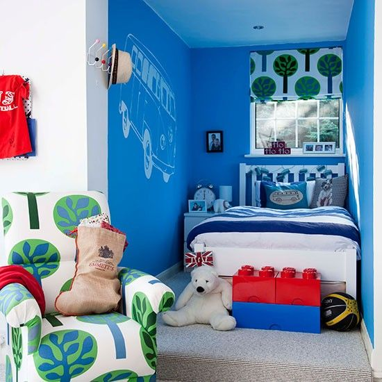 Boys Bedroom Ideas The Ultimate Colour Furniture And Design Picks For Toddlers To Teens Toddler Boy Room Themes Small Room Bedroom Boys Bedroom Decor Toddler bedroom ideas uk