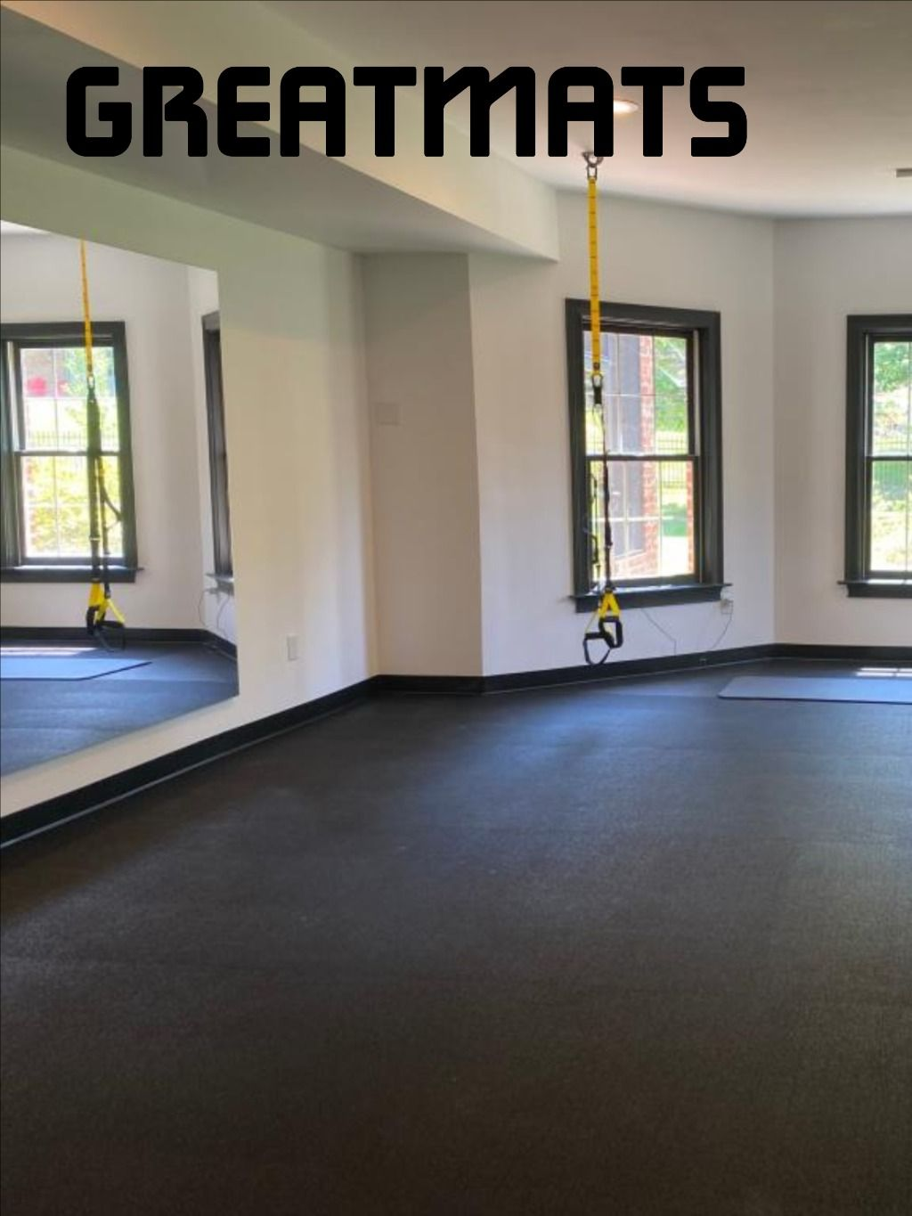 Pin on Home Gym Flooring & Mats