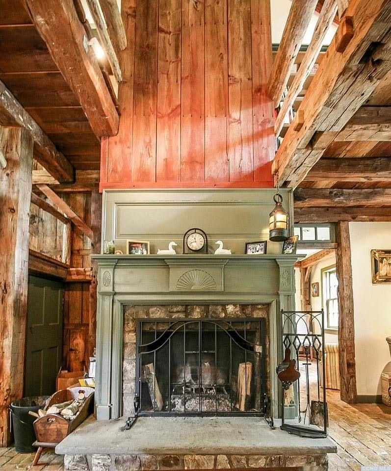 1880 Post & Beam Barn Home For Sale In Craryville New York ...