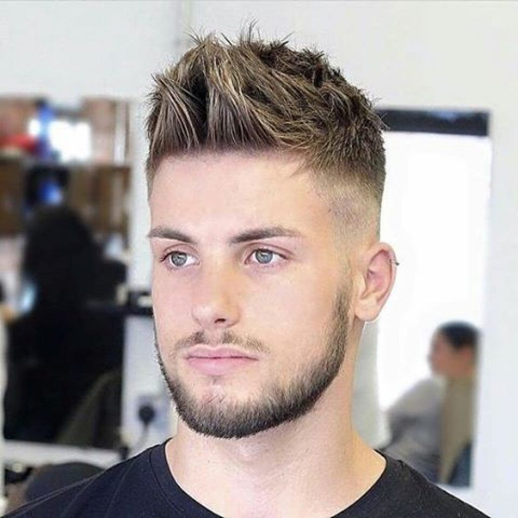 20 Cool Haircuts For Men With Round Face Men Hairstyles Edgy Hair Baxter Hair Mens Hairstyles