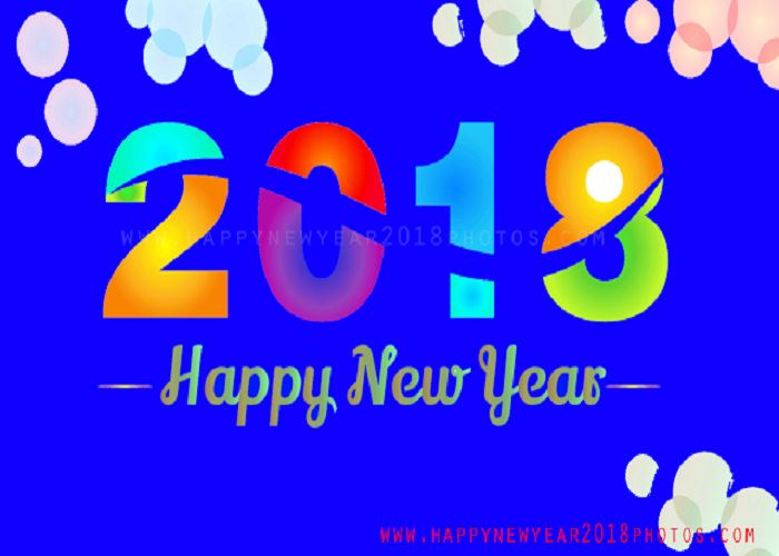 happy new year 2018 hd wallpapers are the best wallpapers that you can set them as your background to your smart phones or your personal computers