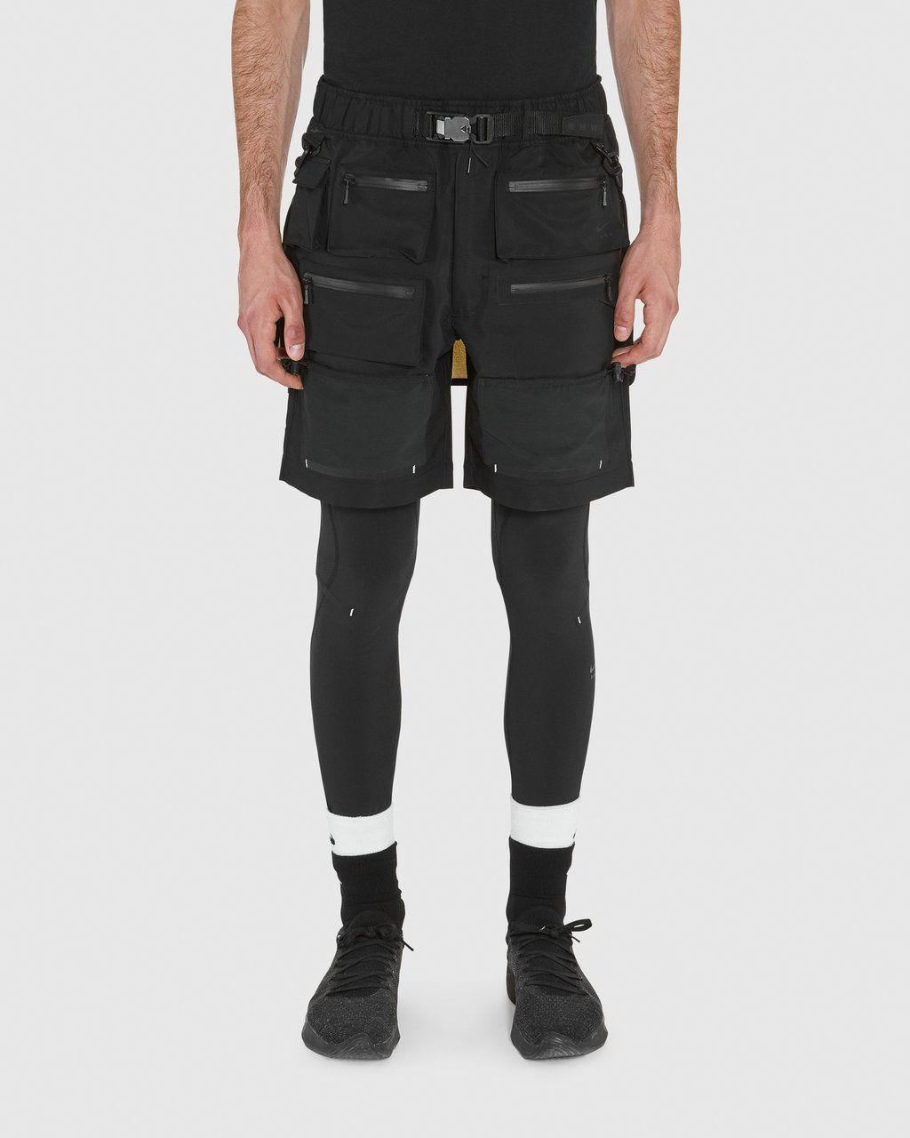 c869e1b489e19 AA-3-25-0010 NIKE x MMW Hybrid Short With Tight in 2019 | Goods ...