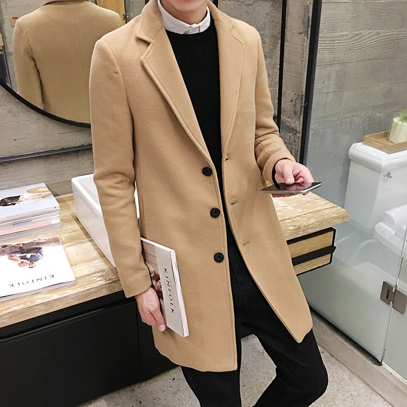Pin On Men S Fashion And Style, Camel Color Trench Coat Mens