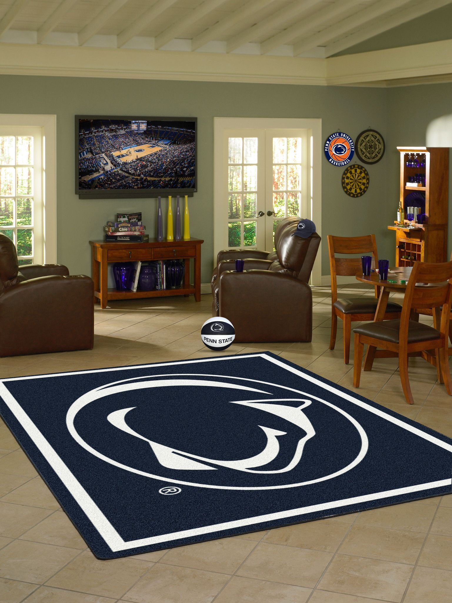 Area Rug Features High Quality 100 heavy woven