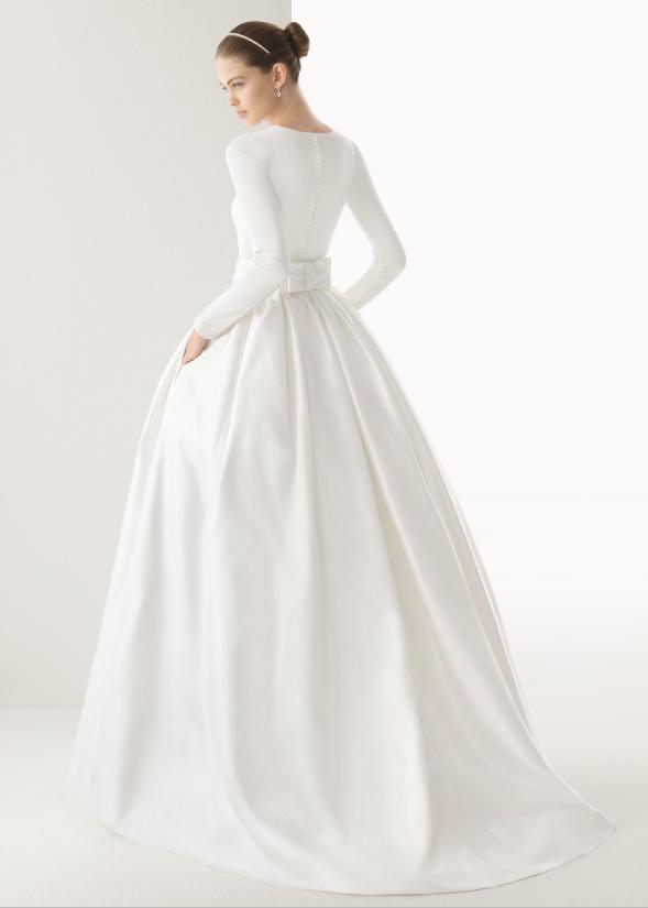 4f5022aa86e3 unique white wedding dresses Abito Da Nozze