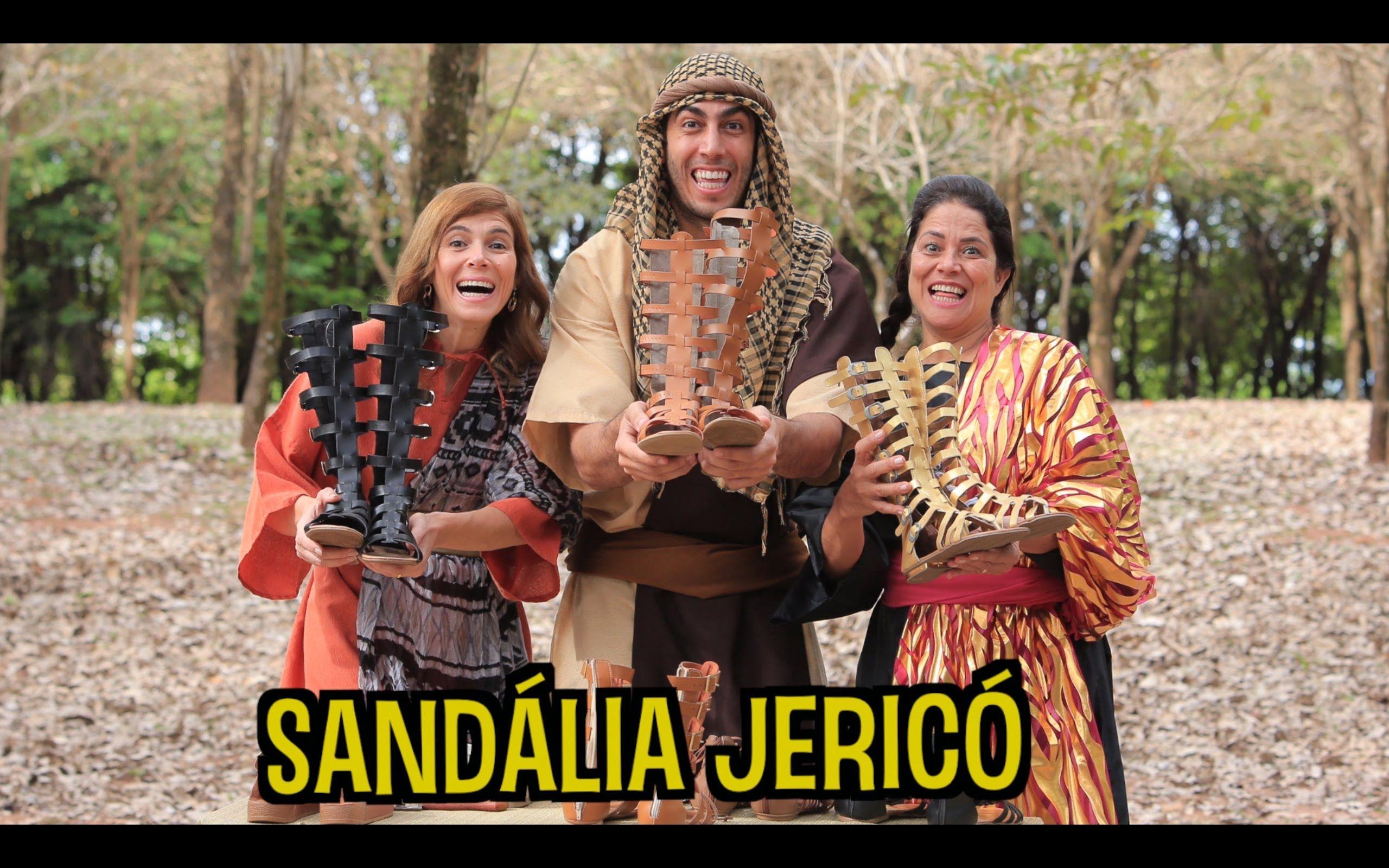 Sandália Jericó - DESCONFINADOS