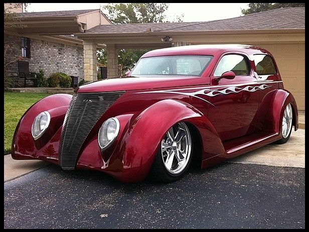 1937 Ford -Wild Rod