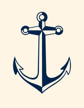 I have a thing for anchors.