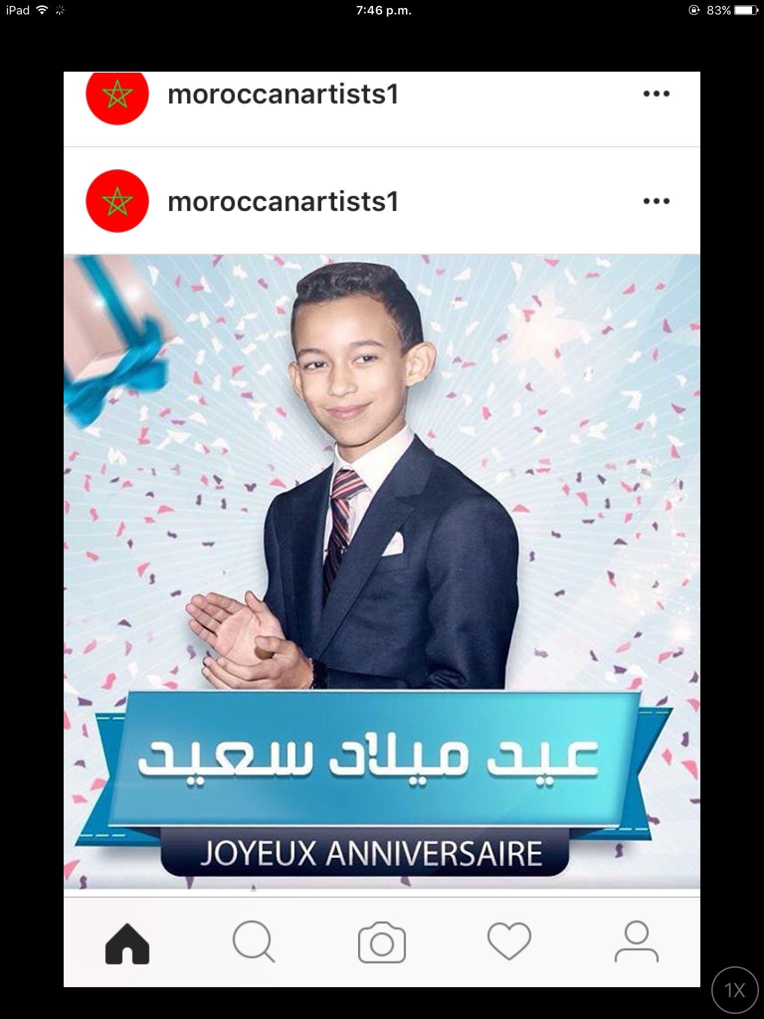 Happy Birthday my future King ❤️