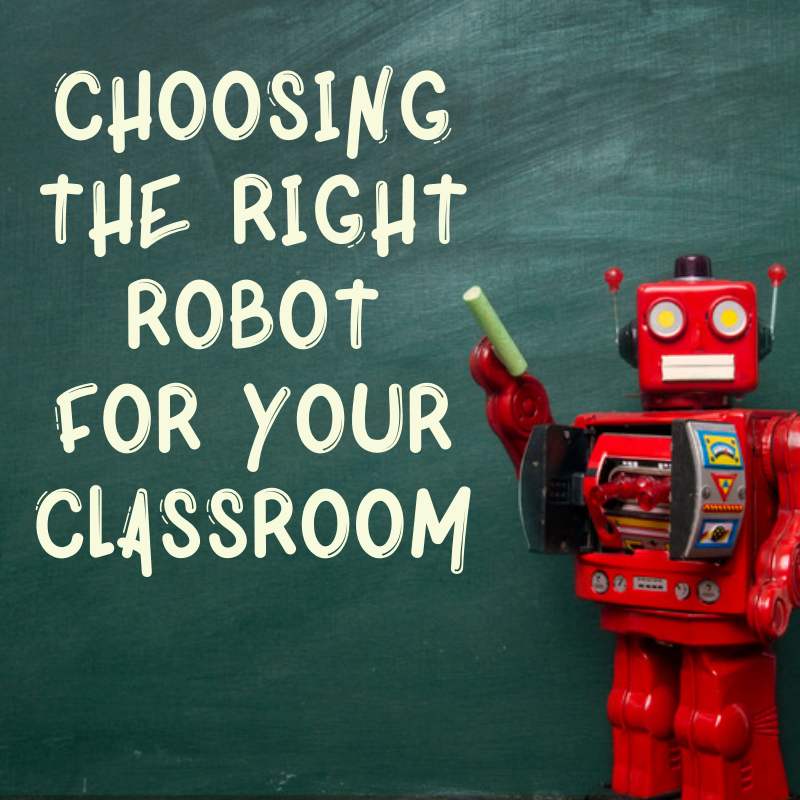 How to choose the right type of robot for your classroom is part of Educational robots, Classroom meetings, Types of robots, Classroom, Classroom motivation, Fun stem - Educational robots can be divided into one of four categories based on their physical design, coding method and educational method