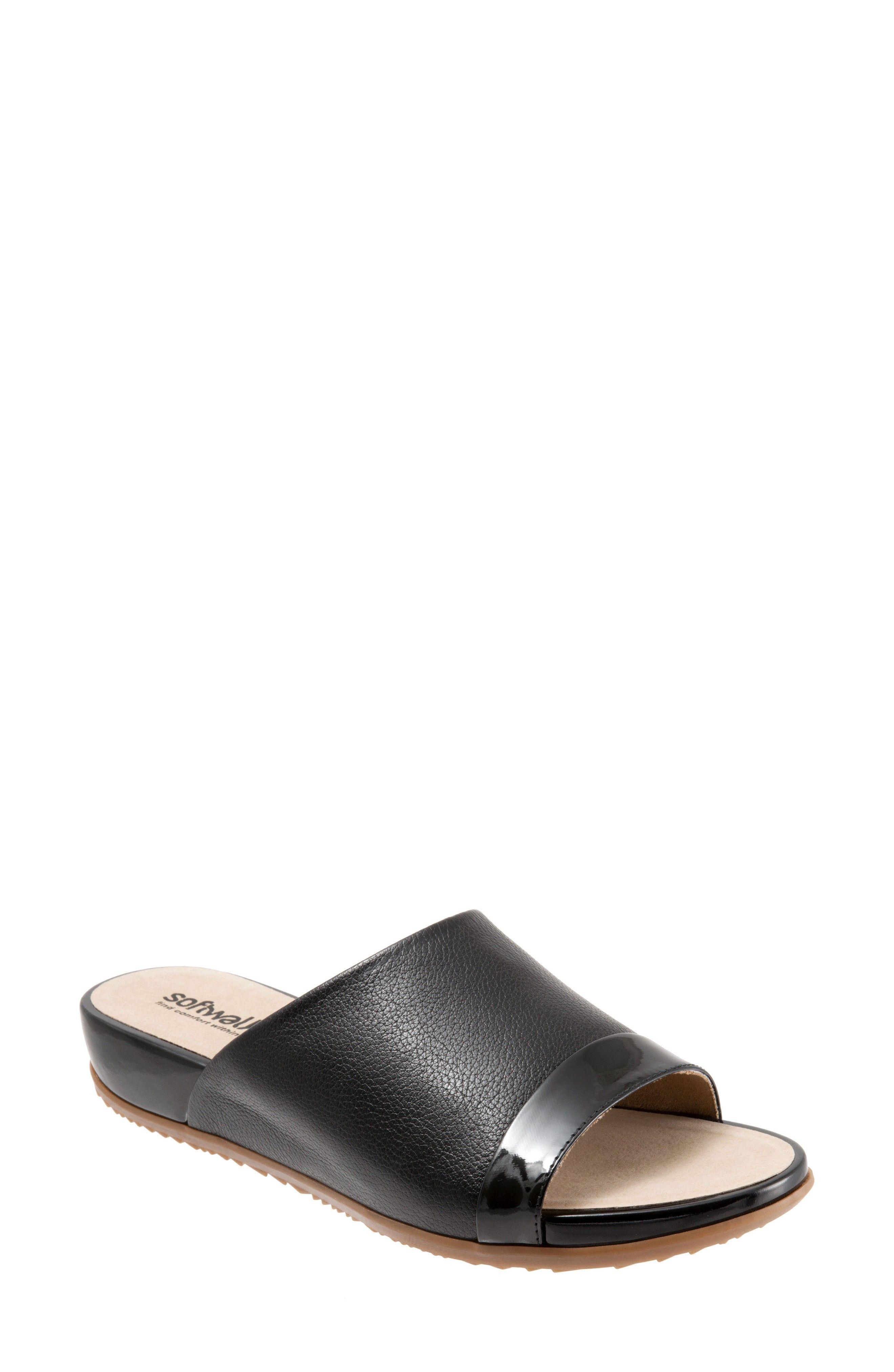 Softwalk Del Mar Slide Sandals PMq3N