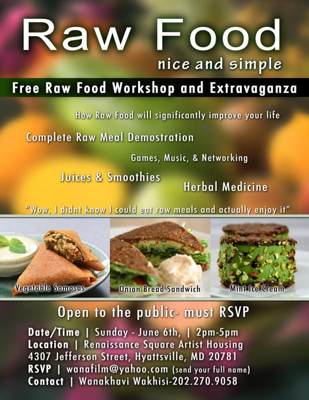 raw food diet faux meat