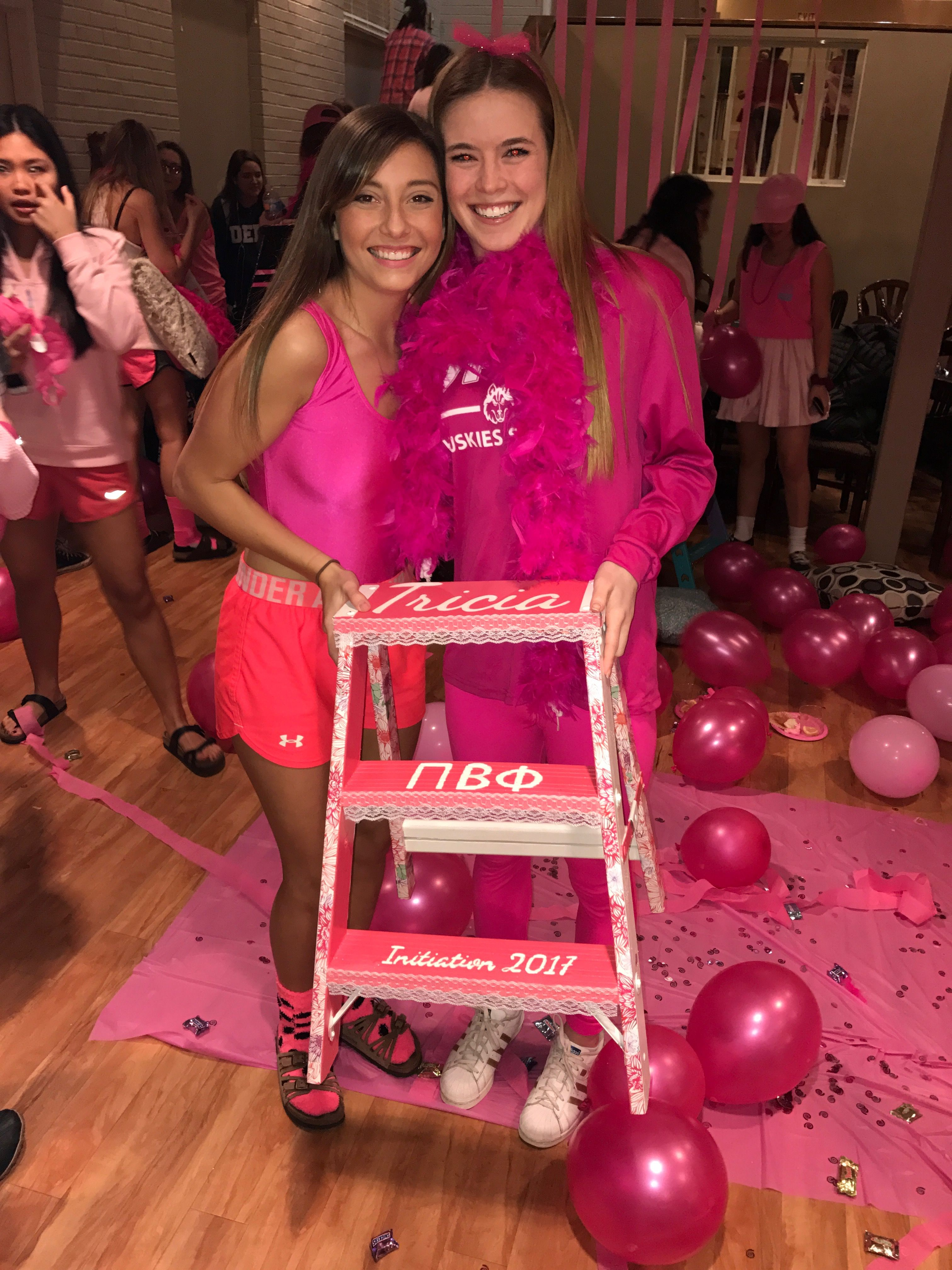 Pink Party Costumes