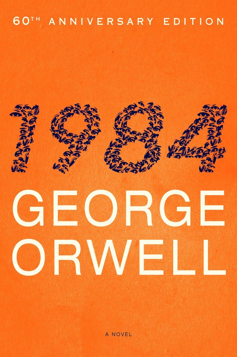 1984 Book Cover Ideas