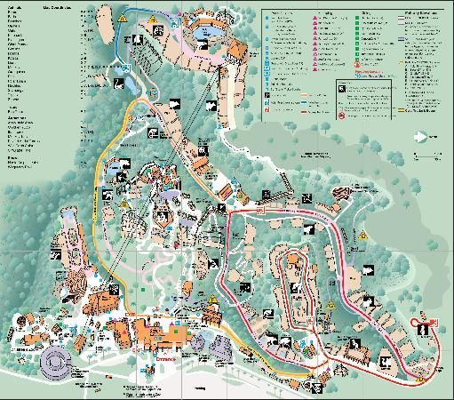 San Diego Zoo Map San Diego Zoo Zoo Map Zoo