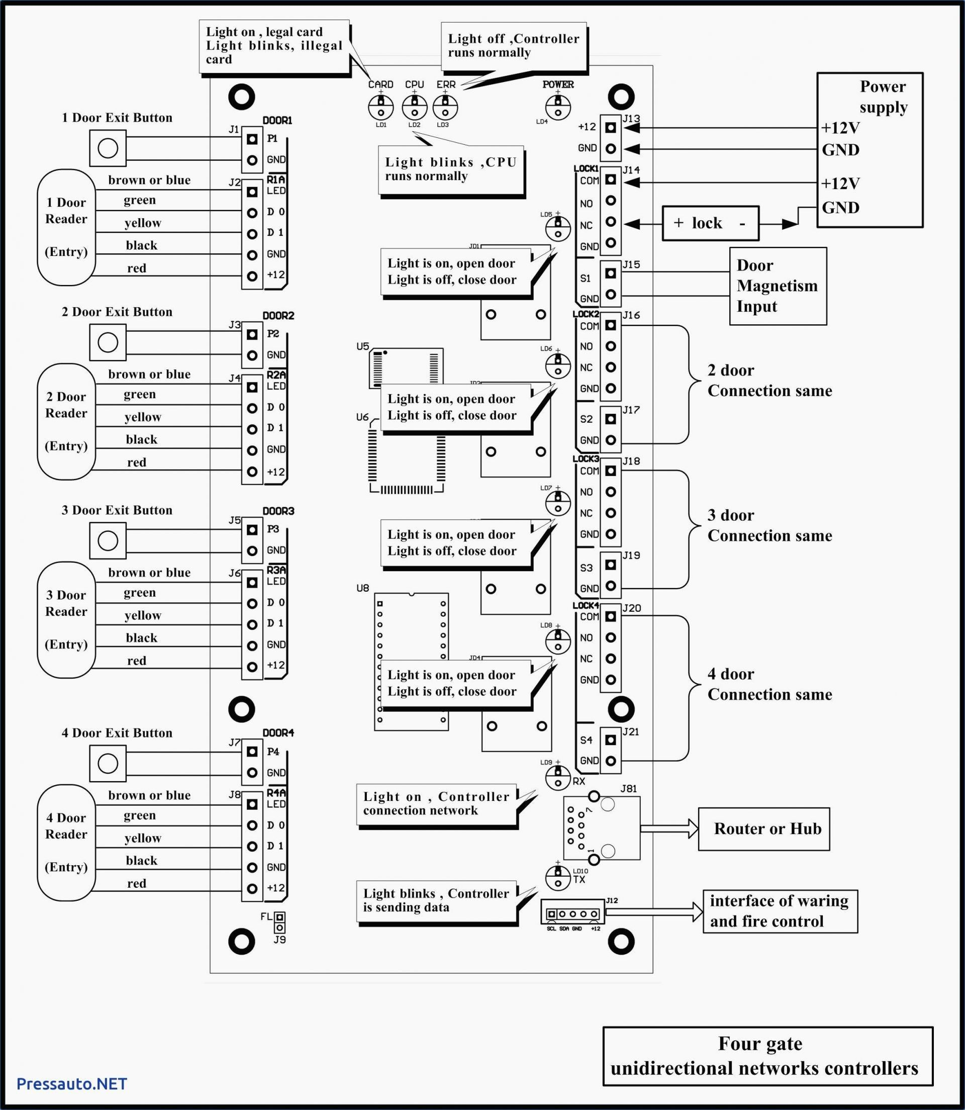 Jvc Kd Sr60 Wiring Diagram Best Of In 2020 Access Control System Access Control Control