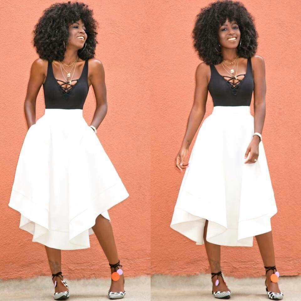 Pin by queen bee on midi skirts pinterest inverted triangle