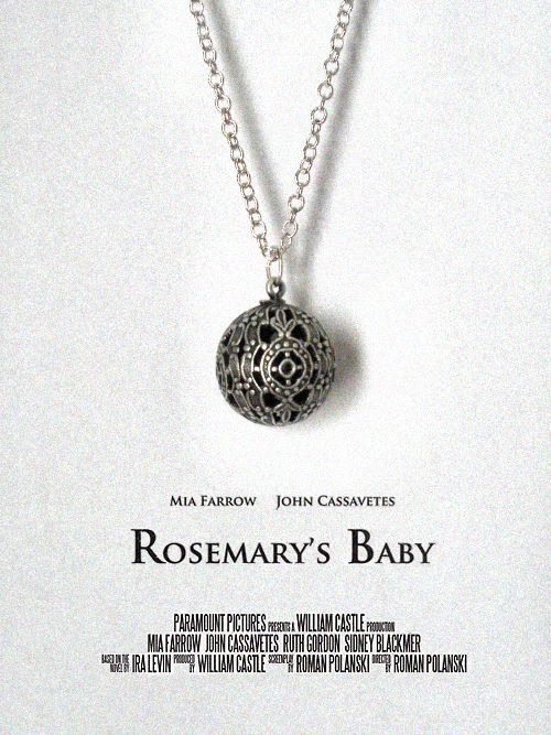 Rosemary S Baby Tanis Tannis Root Necklace Movie Prop
