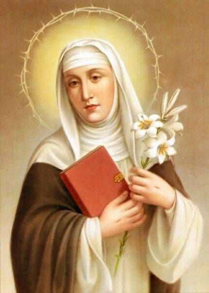 Image result for saint catherine of siena