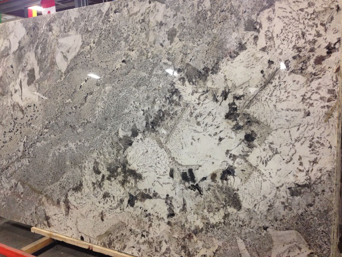 Gray Nuevo Granite By Msi Stone In 2019 Granite Kitchen