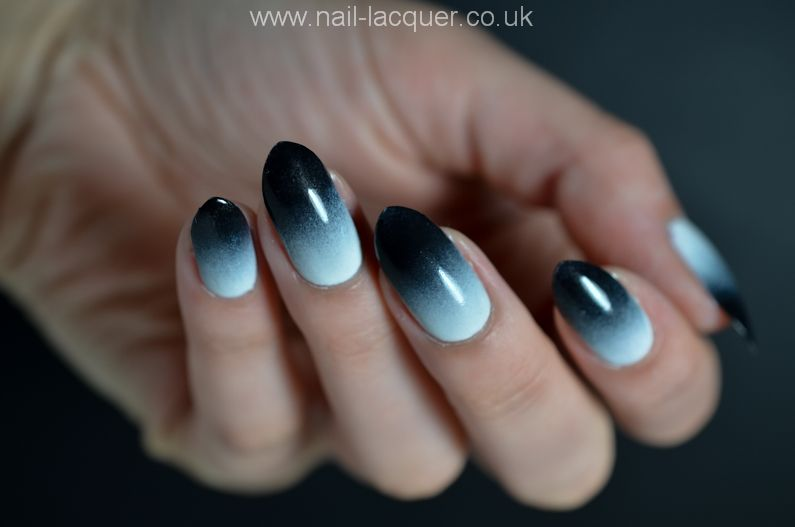 nail-lacquer.co.uk/easy-gradient-nails-tutorial/ | nails | Pinterest ...