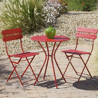 Found It At Wayfair   Newark 3 Piece Bistro Set