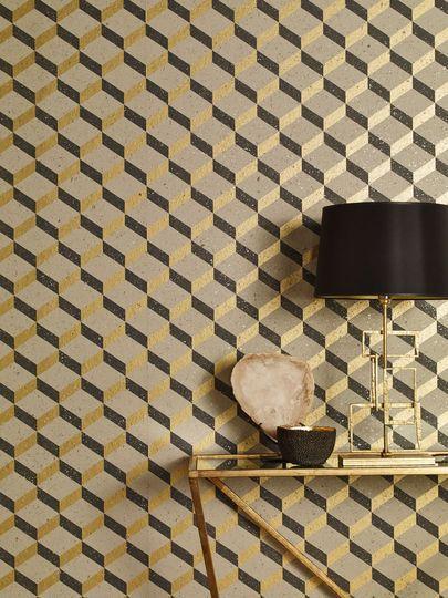 Papier peint design et original pour la chambre le salon deco chambre 5 pinterest - Papier peint original chambre ...