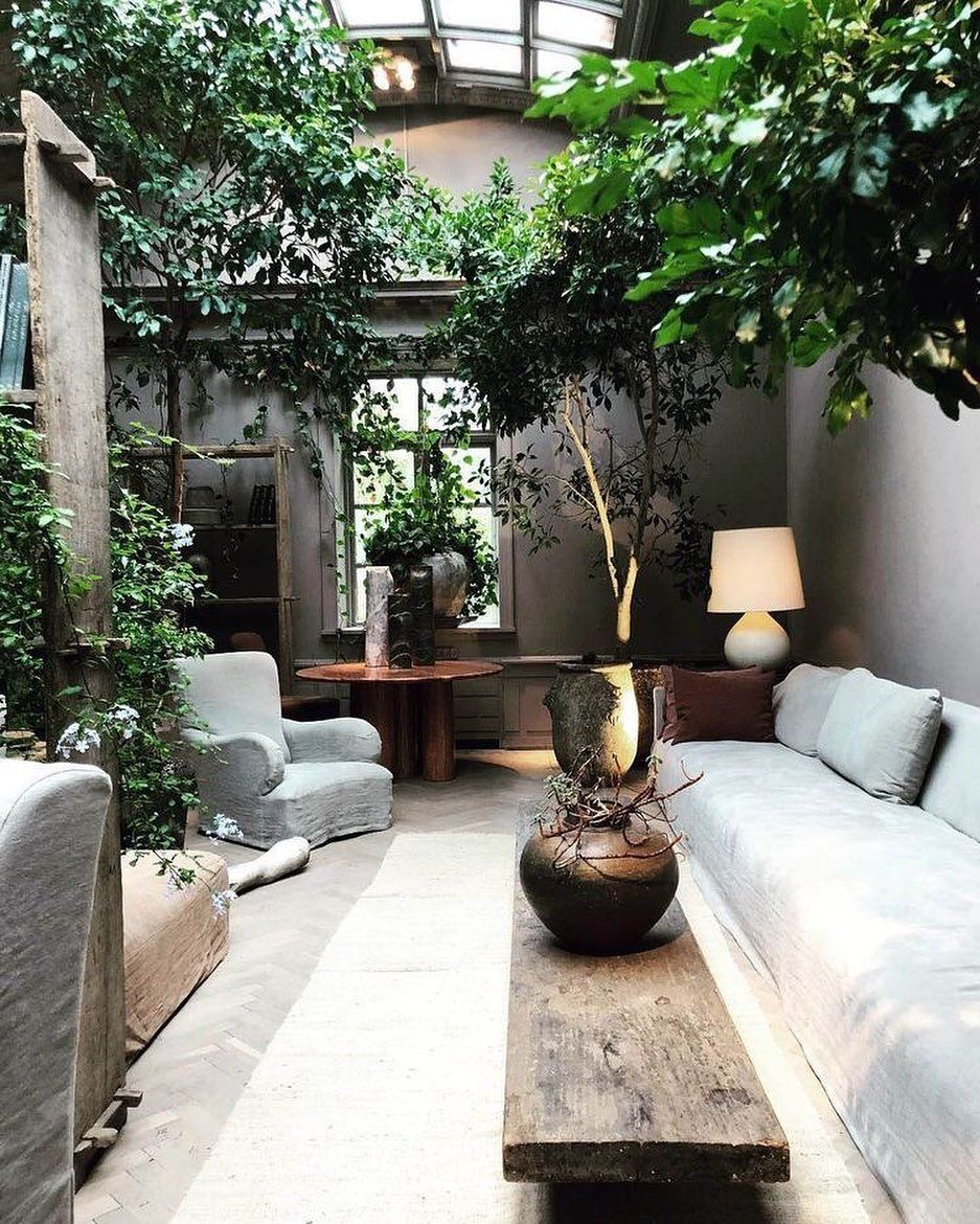 Priya Sher Feng Shui On Instagram Feng Shui Fact Plants Balance The Energy In High Rise Buildings They Help Wi Interior Garden Outdoor Rooms Garden Room #plants #feng #shui #living #room