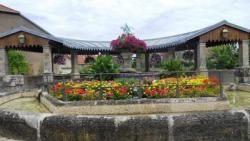 Fontaines et lavoirs - Office de Tourisme des Combes à la Saône