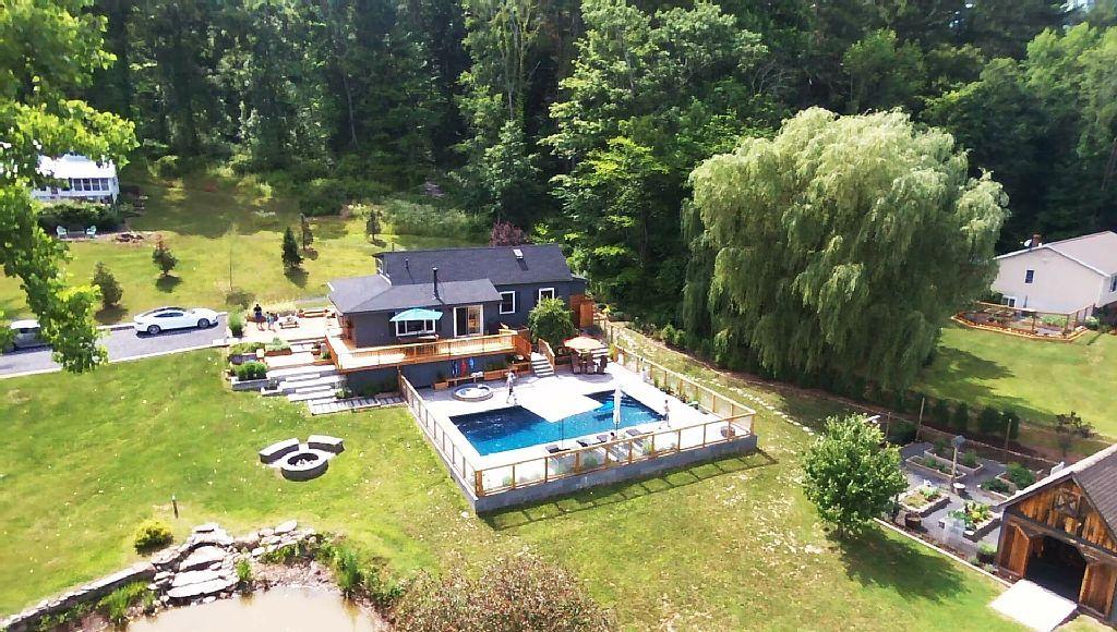 House vacation rental in Kingston, NY, USA from VRBO.com! #vacation #rental #travel #vrbo
