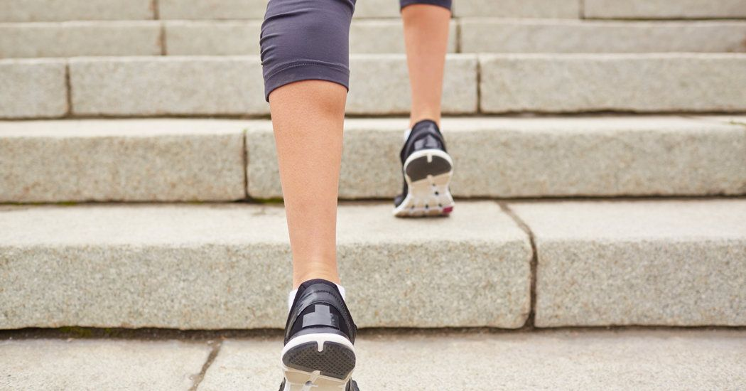 A reader asks a fitness math question: Is it better to take a few hundred steps or a just a few stairs?