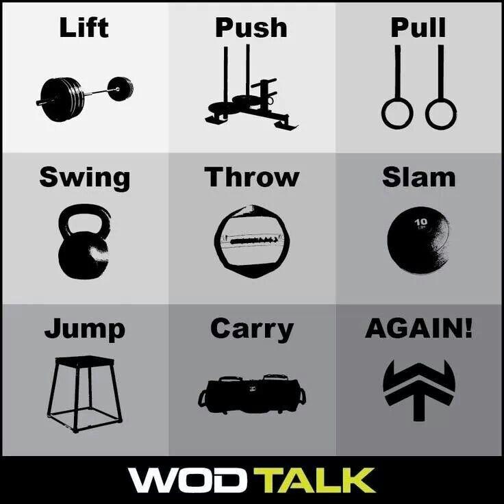 WOD talk