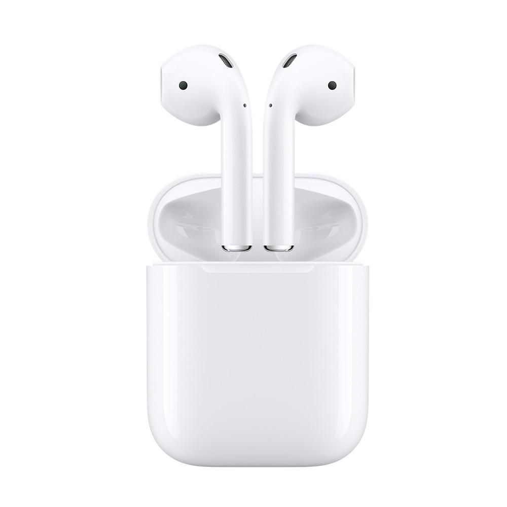 Genuine Apple Airpods Wireless Earphone Original Bluetooth Headphones For Iphone Xs Max Xr 7 8 Plus Ipad Macbook Apple Watch Apple Products Apple Headphones
