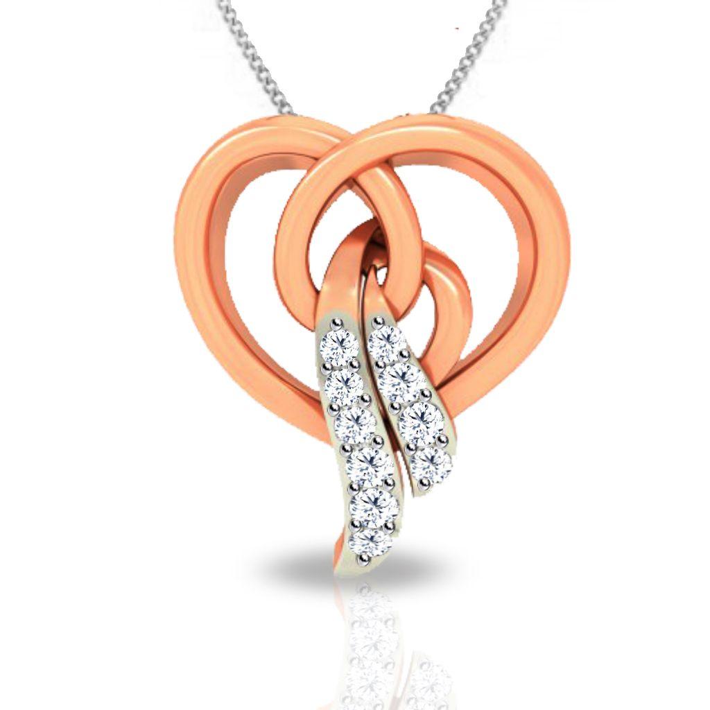 Buy couple heart diamond pendant couple heart diamond pendant price buy couple heart diamond pendant couple heart diamond pendant price in india mozeypictures Choice Image