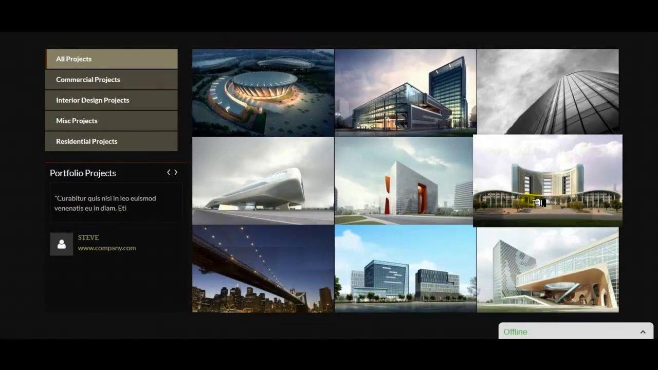 Mejores Temas Wordpress Para Arquitectura y Diseño   Plantillas ...
