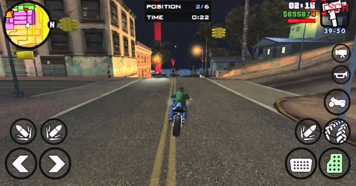 Gta San Andreas Apk Gratis 200mb Lite V8 Highly Compressed