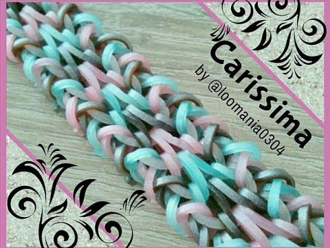CARISSIMA hook only design - YouTube