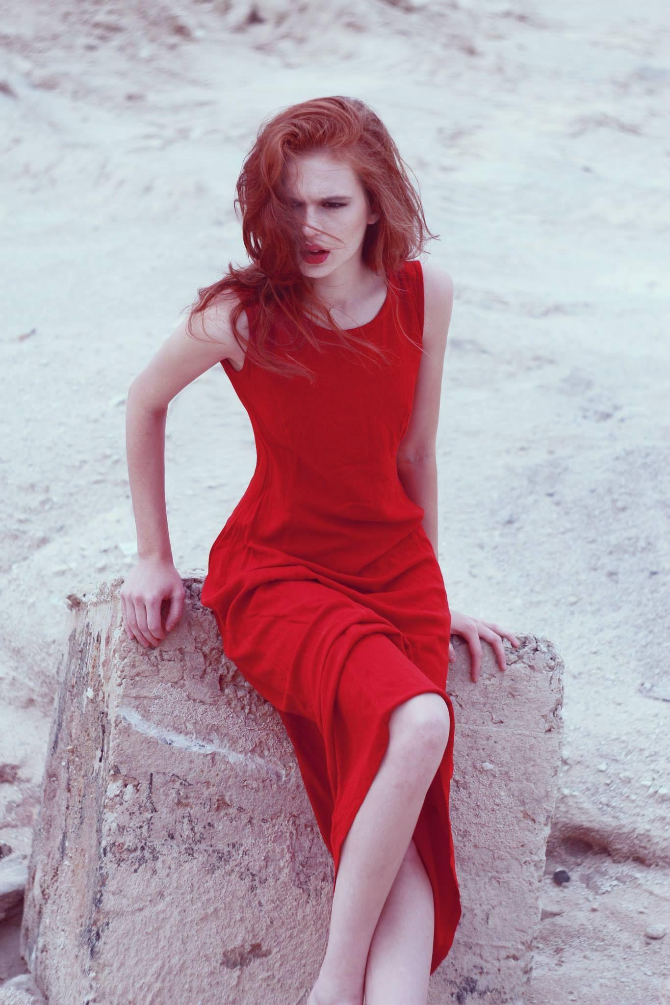 Mystic Falls Modelka Waleria Pekalska Make Up Katarzyna Ozga