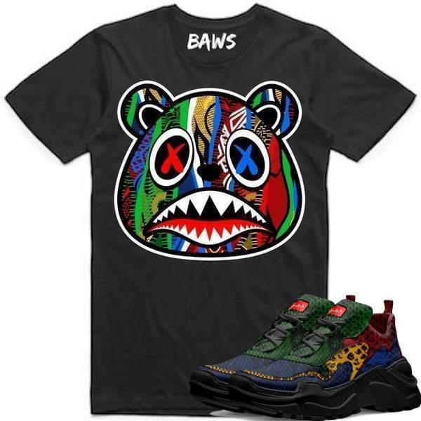 SWEATER BAWS Sneaker Tees Shirt to Match Moneyatti Reps