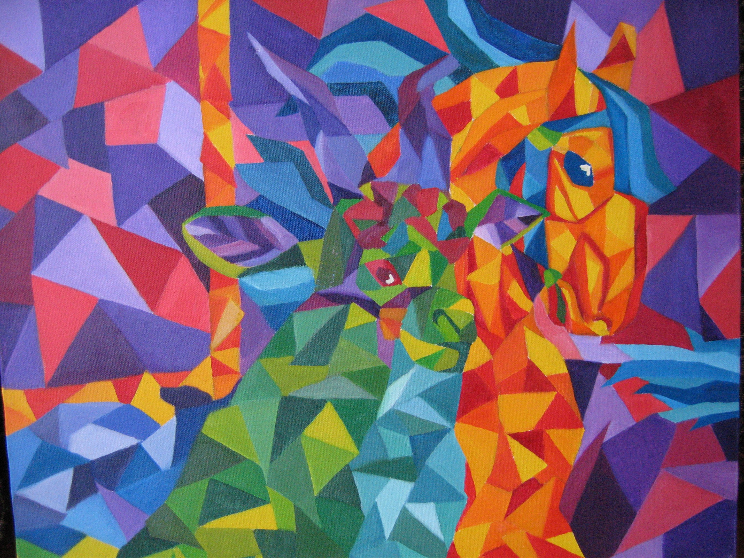 Pin By Nancy Halter On Cubism