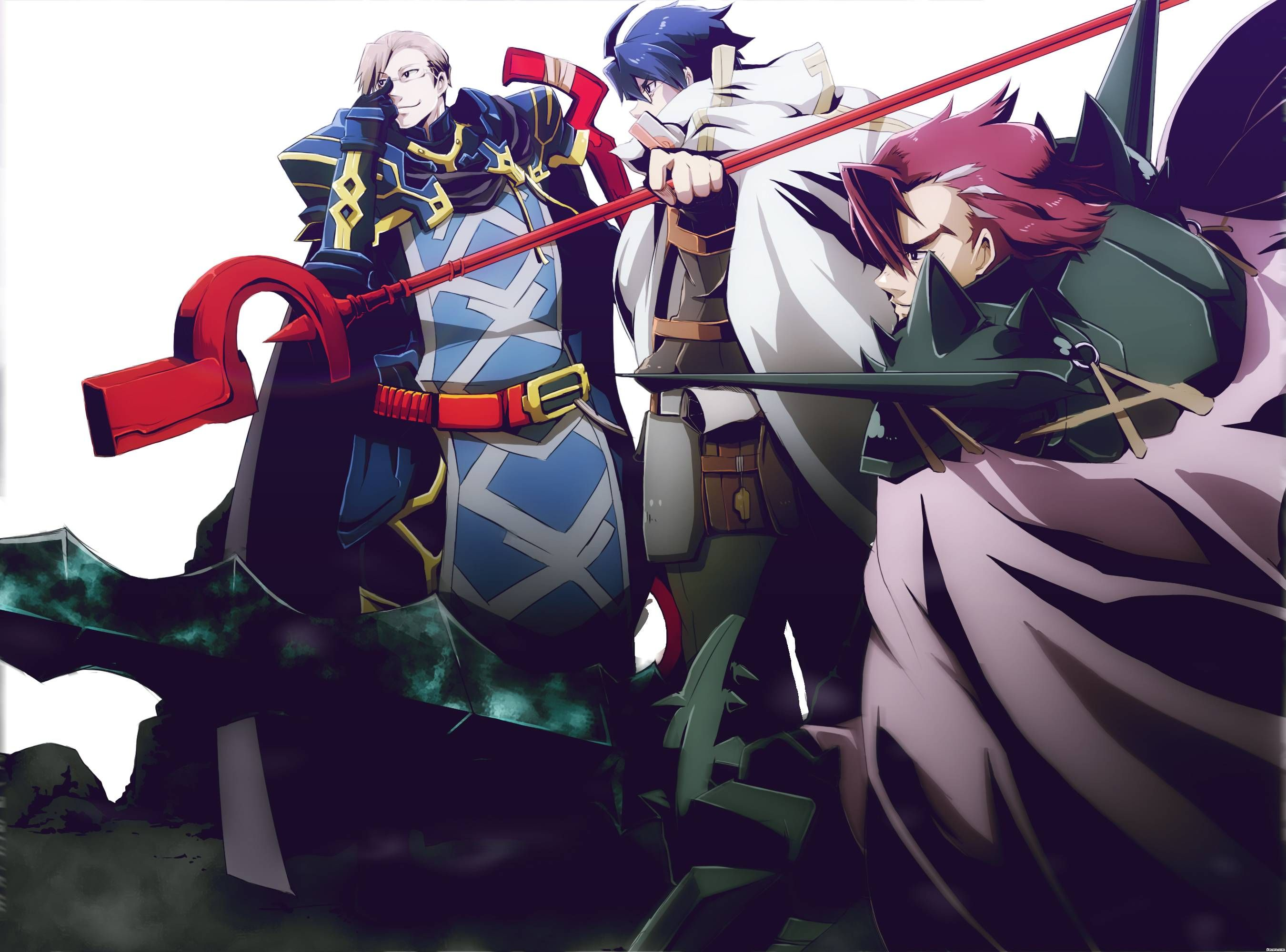 Log Horizon. Touches on concepts that other MMOturnedRL