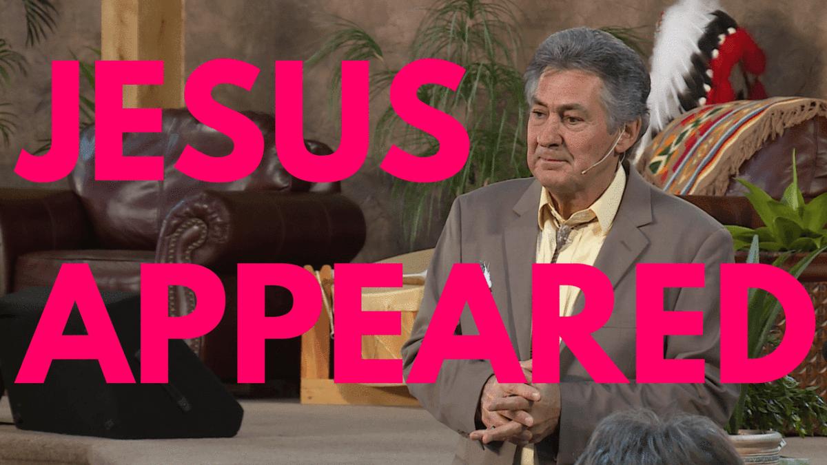 Jesus Appeared Mel Bond Prophecy Prophecy, Jesus