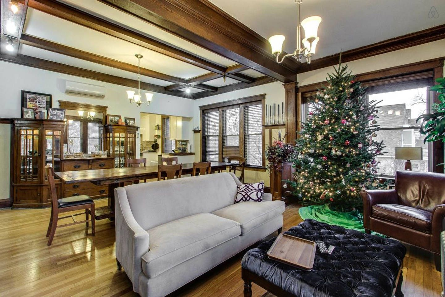 Beautiful 2BD Logan Square Home vacation rental in