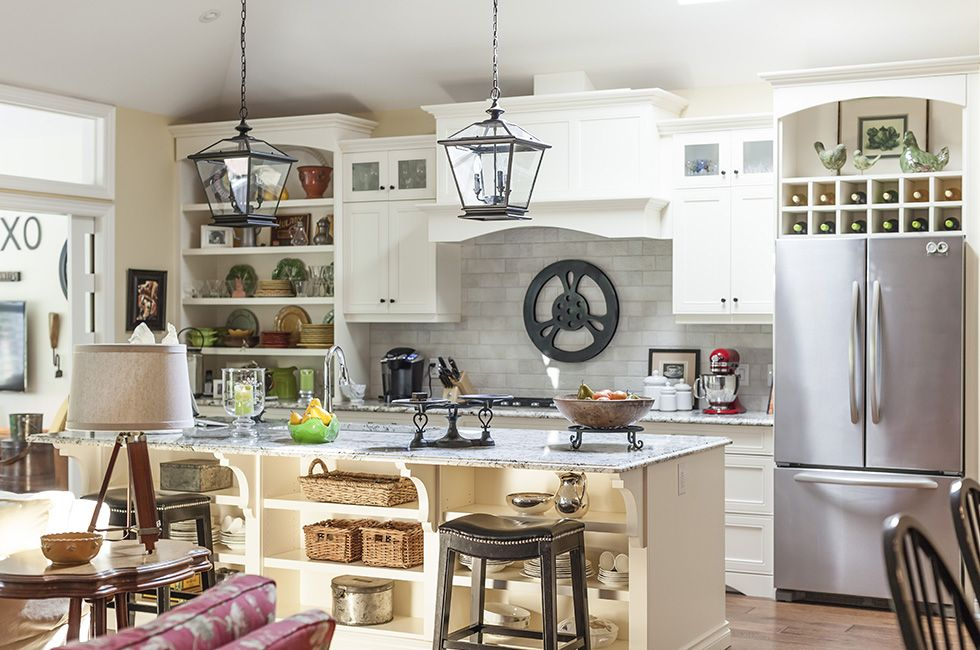 Cabico Elmwood Series cabinets. (With images) | Kitchen ...